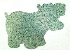 Matte Metal Glitter - Patina