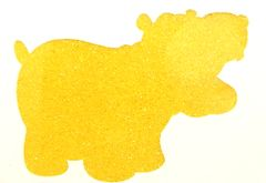 Crystal Glitter - Yellow Citrine