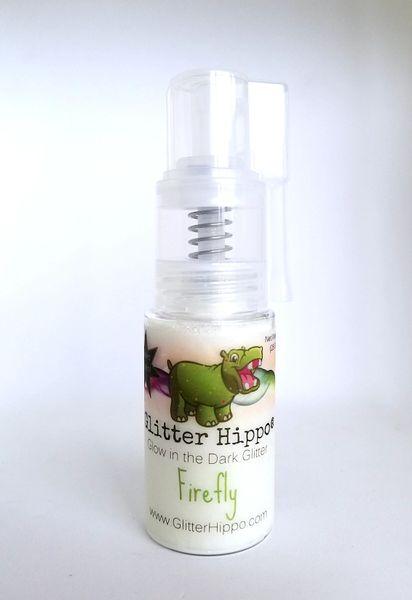 Glow Glitter Pump!™ - Firefly