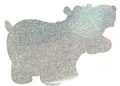 Thermal Glitter! - Gray
