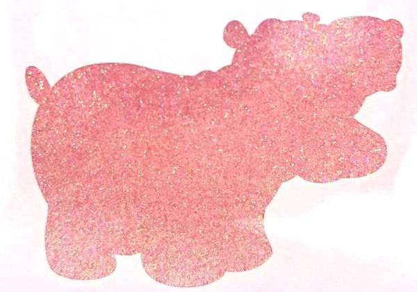 Thermal Glitter! - Red