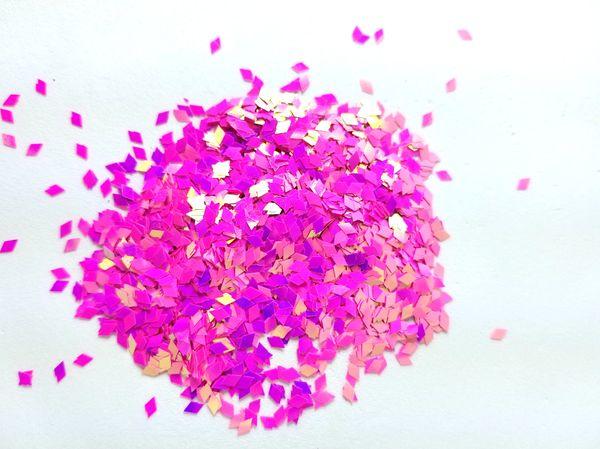 Iridescent Shape Glitter! - A Girl's Best Friend