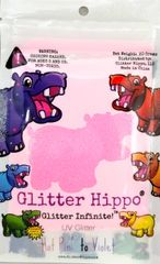 UV Glitter - Hot Pink to Violet