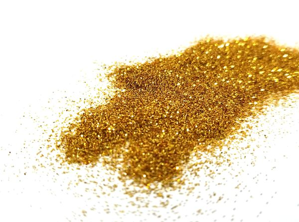 Biodegradable Glitter - Gold