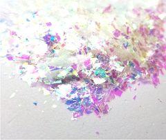 Iridescent Mylar Flakes - Pixie Magic
