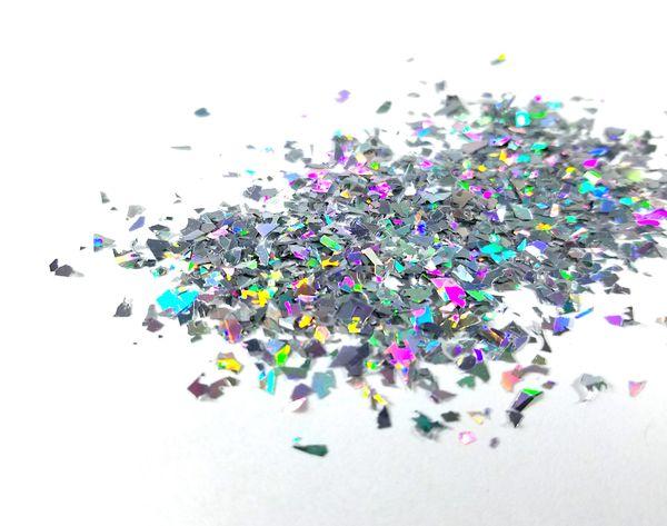 Holographic Mylar Flakes - Disco Kaleidoscope
