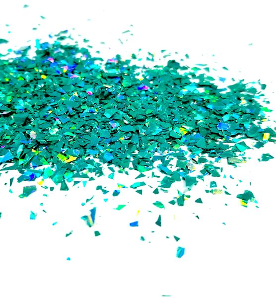 Holographic Mylar Flakes - Prismatic Chrysalis