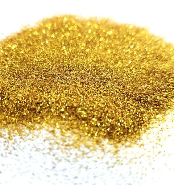 Shimmer Glitter! - Spun Gold