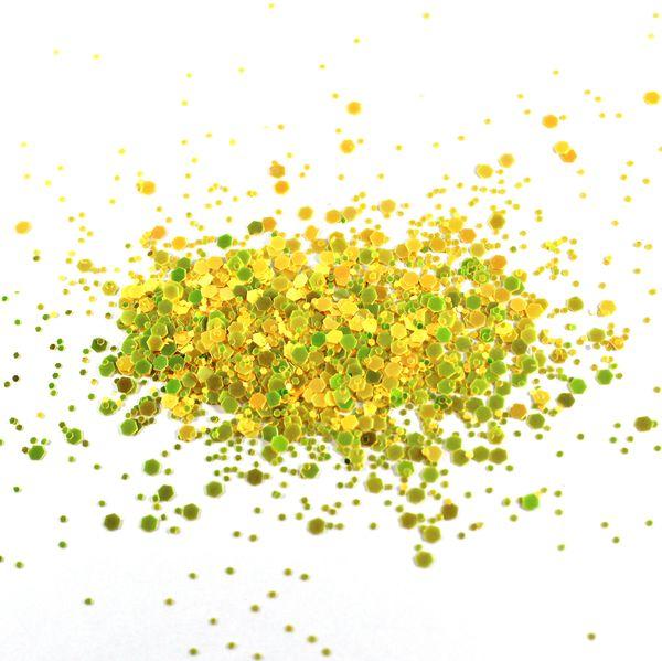 Color Shift Chunky Mix - Lemoncello