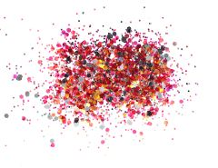 Rainbow Chunky Mix - Red Pepper Flakes