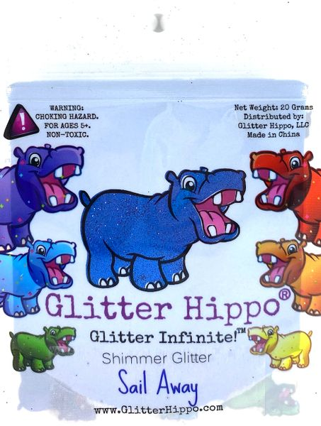 Shimmer Glitter! - Sail Away