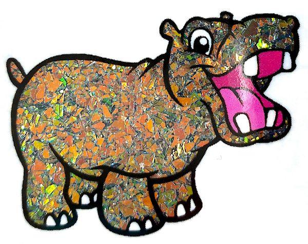 Color Shift Mylar Flakes - Au Naturel