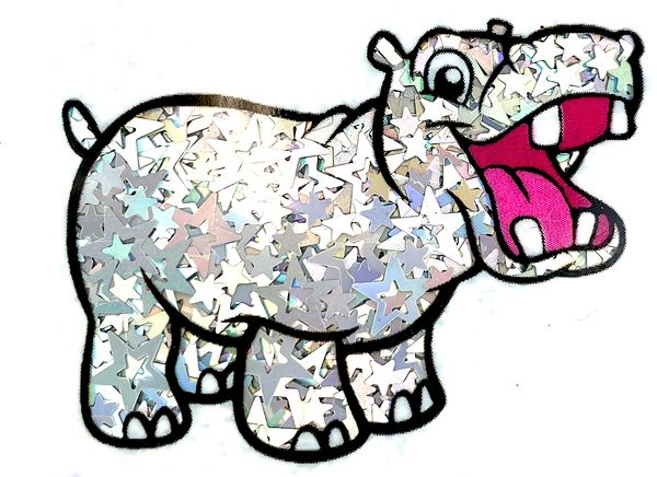 Holographic Shape Glitter! - Holographic Star Mix