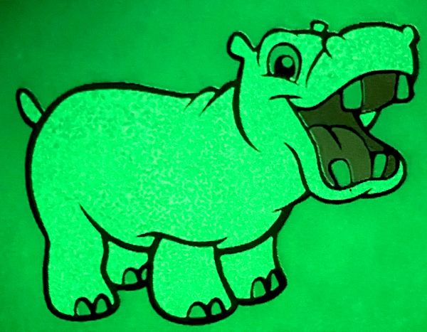 Glow Glitter! - Glow Worm