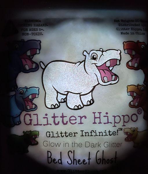 Glow Glitter! - Bed Sheet Ghost
