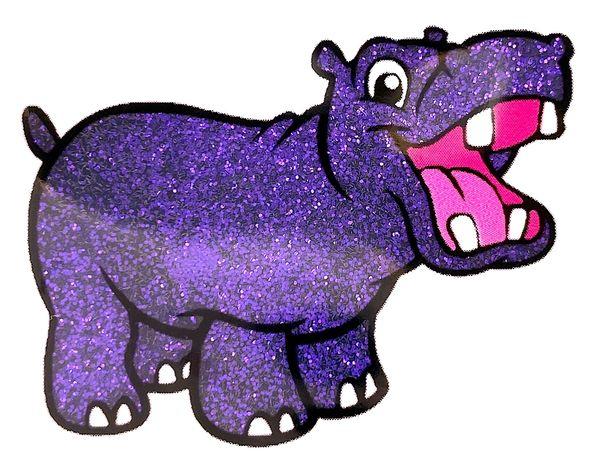 Shimmer Glitter! - Amethyst Geode