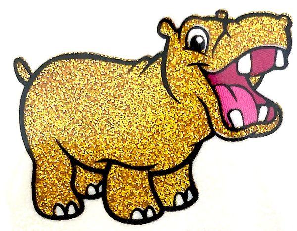 Shimmer Glitter! - Butterscotch