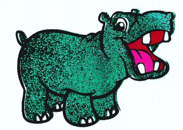 Shimmer Glitter! - Jungle Green