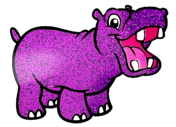 Shimmer Glitter! - Purple Cabbage