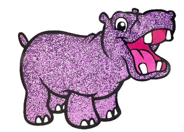 Shimmer Glitter! - Purple Pegasus