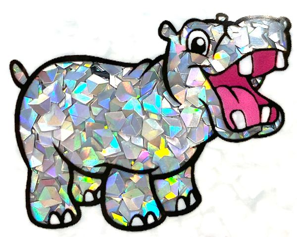 Holographic Shape Glitter - 3D Diamonds
