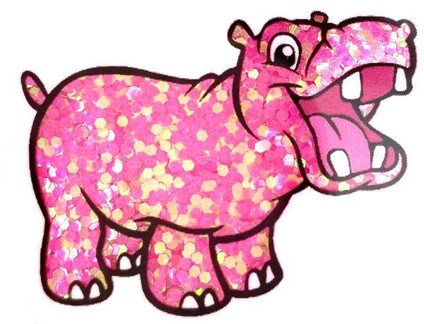 Iridescent Chunky Glitter - Pinque