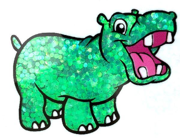 Iridescent Chunky Glitter - Teal Eel