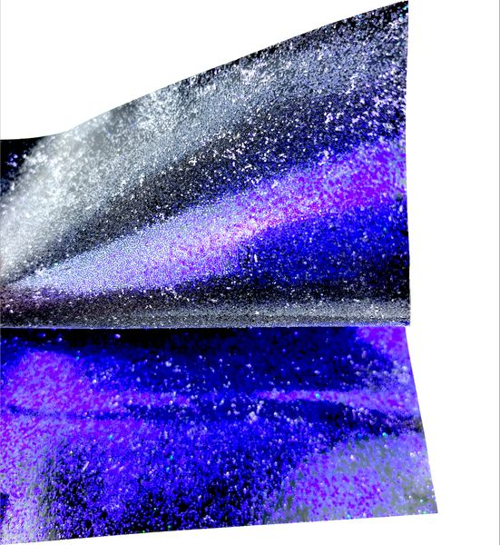 Iridescent Glitter! - Iced Plum