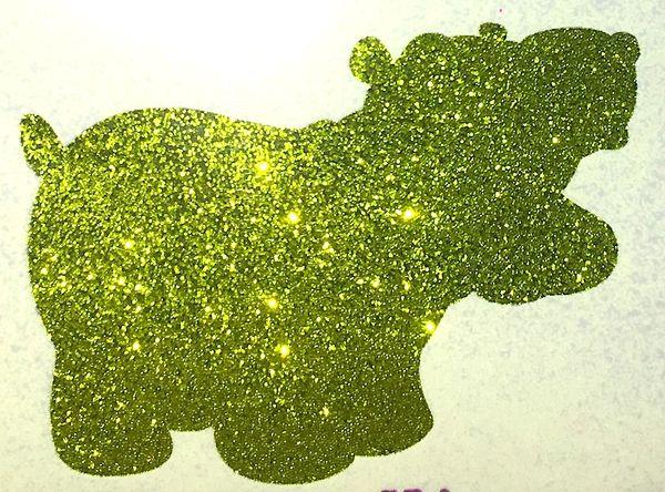 Shimmer Glitter! - Lemon Lime