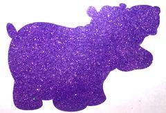 Matte Glitter! - Purple