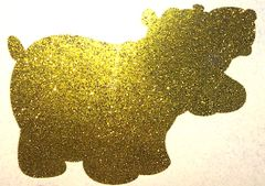 Shimmer Glitter! - Golden Ticket