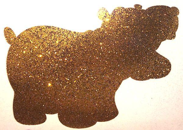Shimmer Glitter! - Copper Tone