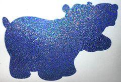 Holographic Micro Glitter! - Helium Bluen