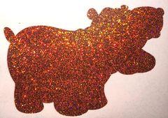 Holographic Glitter! - Copper Bones