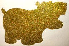 Holographic Micro Glitter! - Champagne Supernova