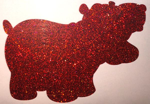 Holographic Glitter! - Poison Apple