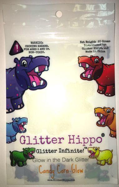 Glow Glitter! - Candy Corn Glow