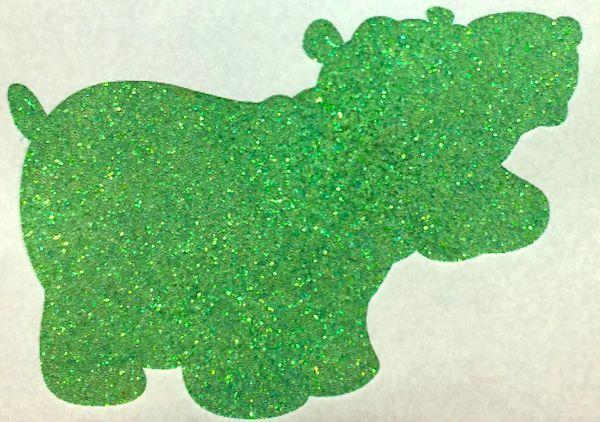 Iridescent Glitter! - Lucky Charm