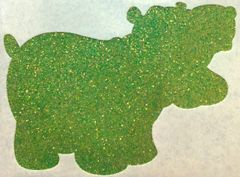 Iridescent Glitter! - Tree Frog