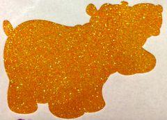 Iridescent Glitter! - Pumpkin Pie
