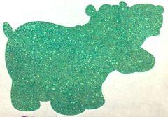 Iridescent Glitter! - Sea Foam Shame
