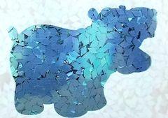 Color Shift Shape Glitter! - Daydream Diamonds