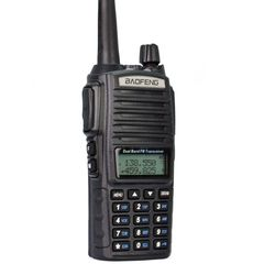 Baofeng UV-82+ Dual Band (2 Meter/70cm) High Power, (7 watt), Handheld Transceiver