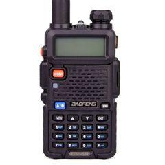 Baofeng UV-5R Dual Band (VHF/UHF) Handheld Tranceiver