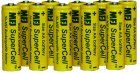 MFJ-92AA10 10-pack NI-MH AA Batteries