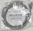 MFJ-5397MX 8 Pin Modular HF Mic Plug
