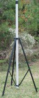 MFJ-1921 5.5 ft. Heavy-Duty Antenna Mast Tripod