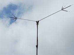 Diamond HF-V5 HF Dipole Antenna