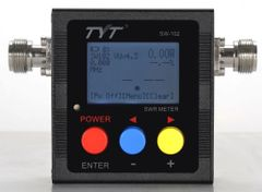 TYT SW-102 SWR/Power Meter With Frequency Counter