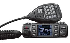 Anytone AT-778UV Dualband 2M/440MHz Mobile Radio